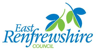 East Renfrewshire leaf logo